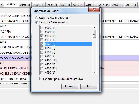 audits_exportação