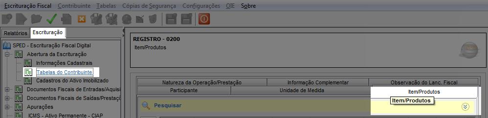registro 0200