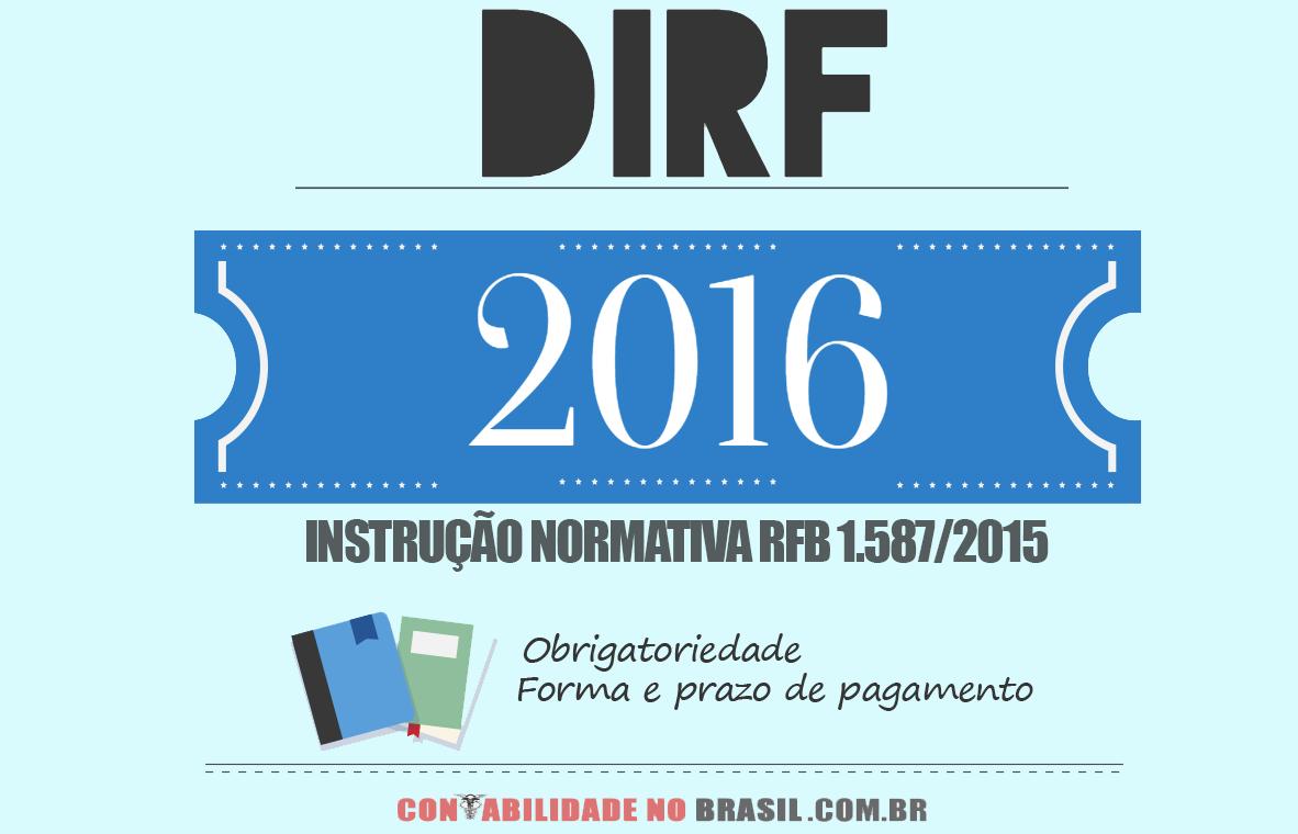 Dirf 2016
