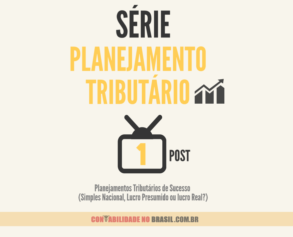 Série Planejamento Tributário