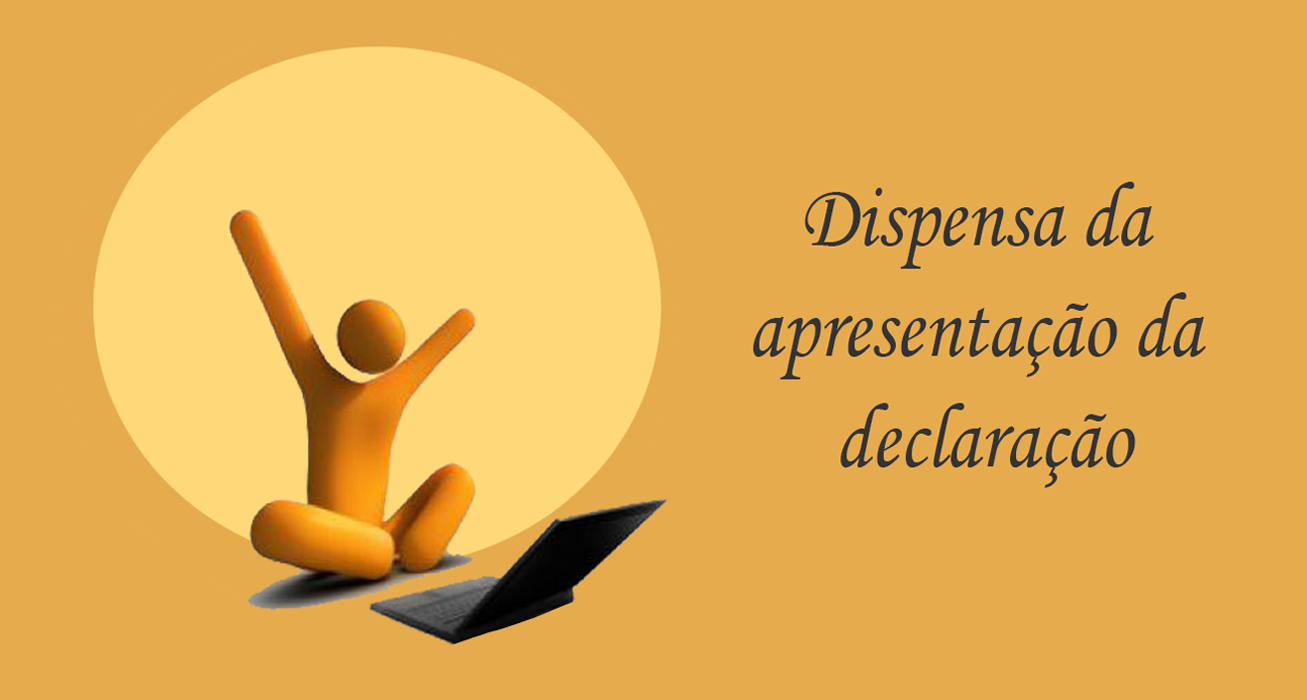 Dispensa IRPF 2016