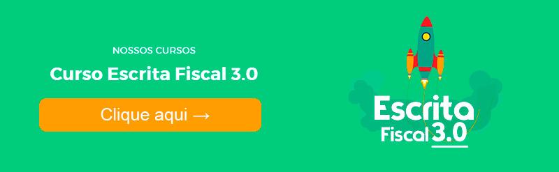 Escrita Fiscal 3.0 Bloco